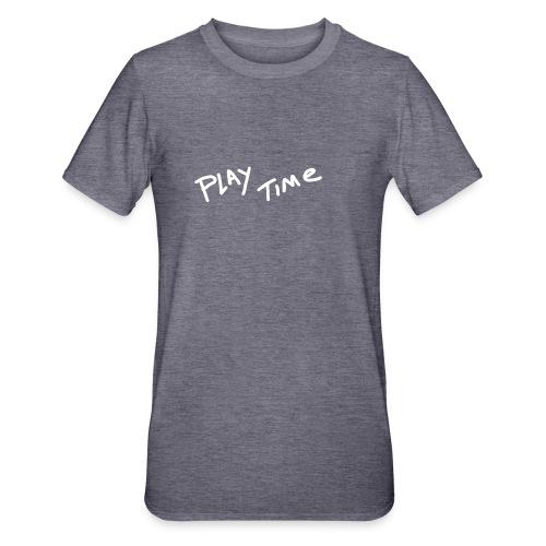 Play Time Tshirt - Unisex Polycotton T-Shirt