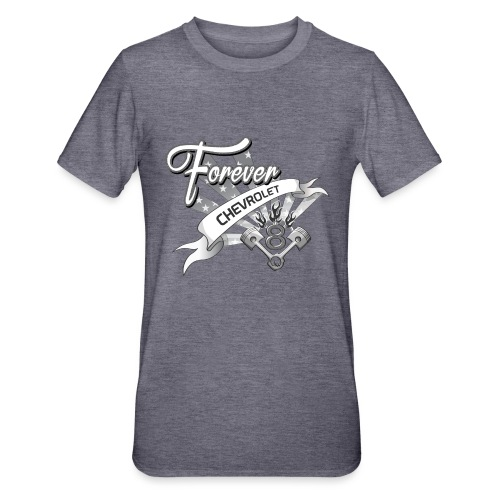 Forever V8 - Polycotton-T-shirt unisex