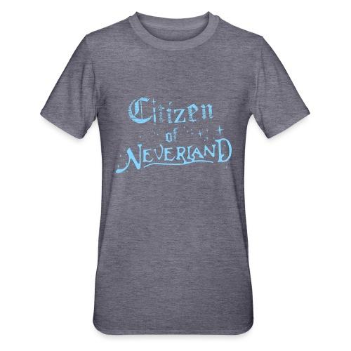 Citizen_blue 02 - Unisex Polycotton T-Shirt