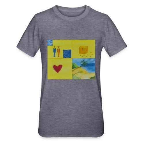 Viererwunsch - Unisex Polycotton T-Shirt