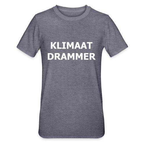Klimaat Drammer - Unisex Polycotton T-Shirt