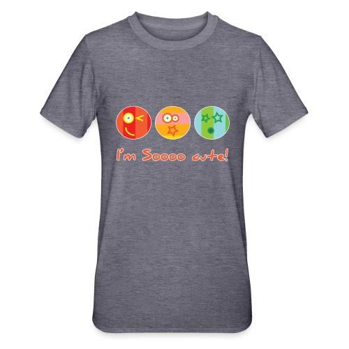 Sooo Cute - Unisex Polycotton T-shirt
