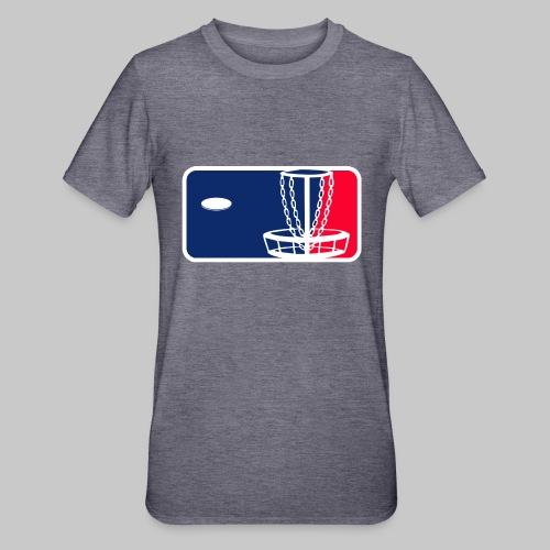Major League Frisbeegolf - Unisex polypuuvilla-t-paita