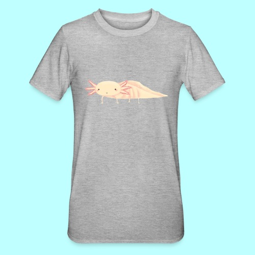 Axolotl - Unisex Polycotton T-Shirt
