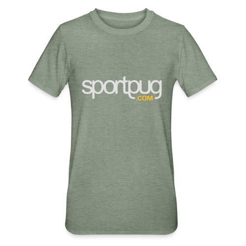 SportPug.com - Unisex polypuuvilla-t-paita
