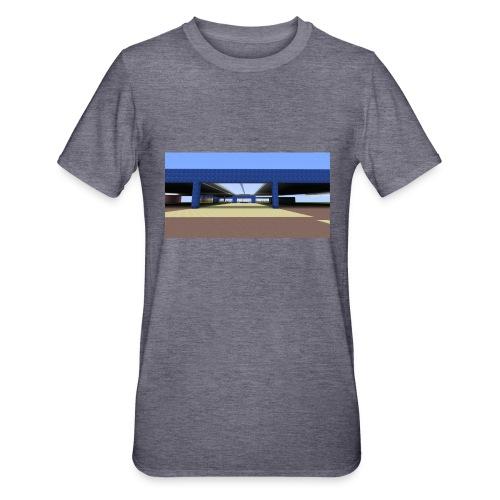 2017 04 05 19 06 09 - T-shirt polycoton Unisexe