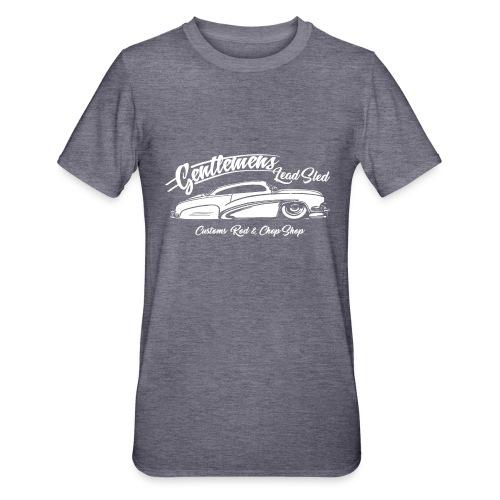 Gentlemans Lead Sled - Unisex Polycotton T-Shirt