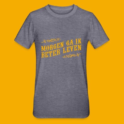 tshirt yllw 01 - Unisex Polycotton T-shirt