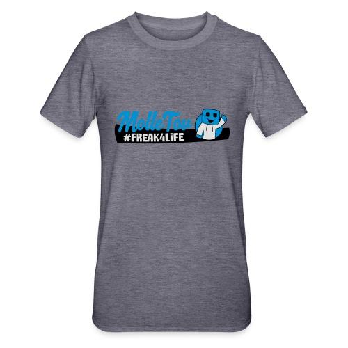 Nyt Logo4 - Unisex polycotton T-shirt