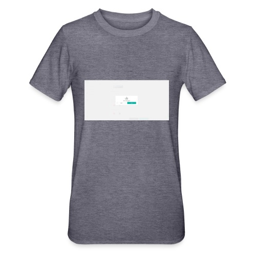 dialog - Unisex Polycotton T-Shirt