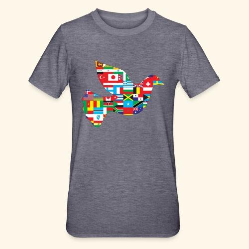 countrys t-shirt - Camiseta en polialgodón unisex