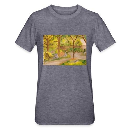 pat 1 - Unisex Polycotton T-Shirt