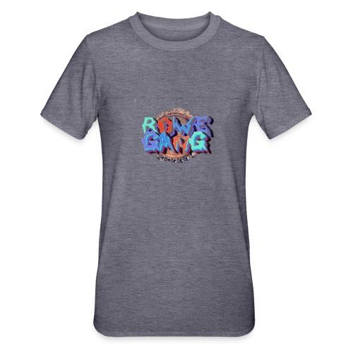 RoweGang Basic Logo - Unisex polypuuvilla-t-paita