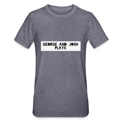 George-and-Josh-Plays-Merch - Unisex Polycotton T-Shirt