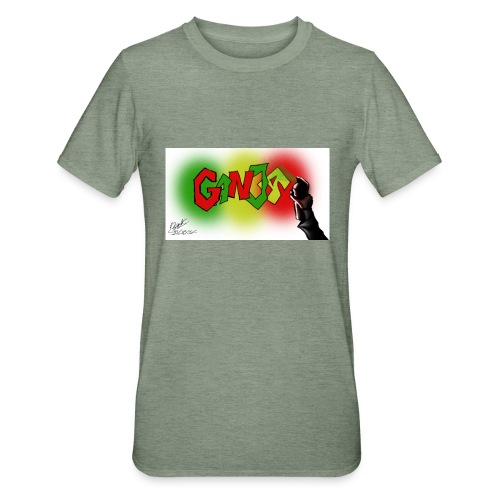 Ganja - Unisex polycotton T-shirt