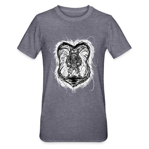 Horned Metalhead - Unisex Polycotton T-Shirt