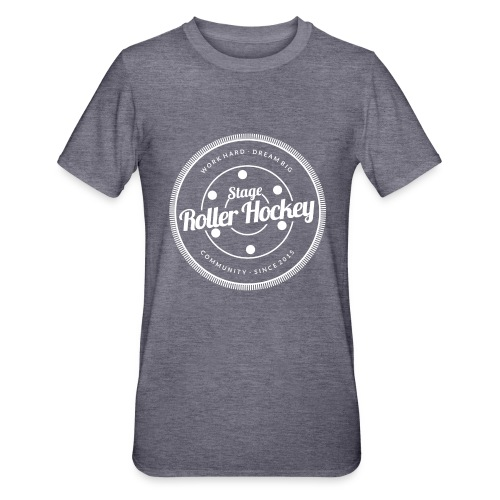 STAGE ROLLER HOCKEY - T-shirt polycoton Unisexe