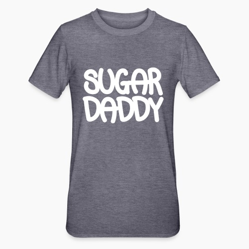 Sugar Daddy Wit - Unisex Polycotton T-shirt