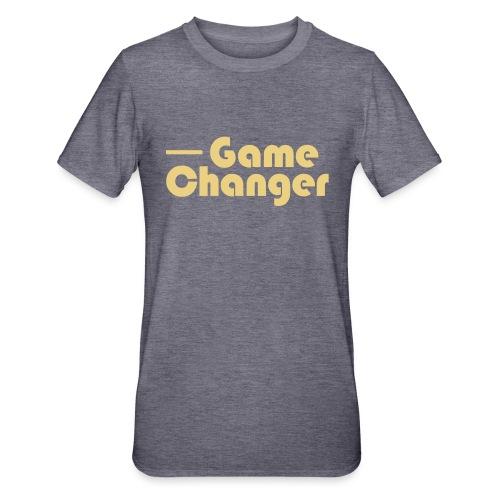 Game Changer - Unisex Polycotton T-Shirt