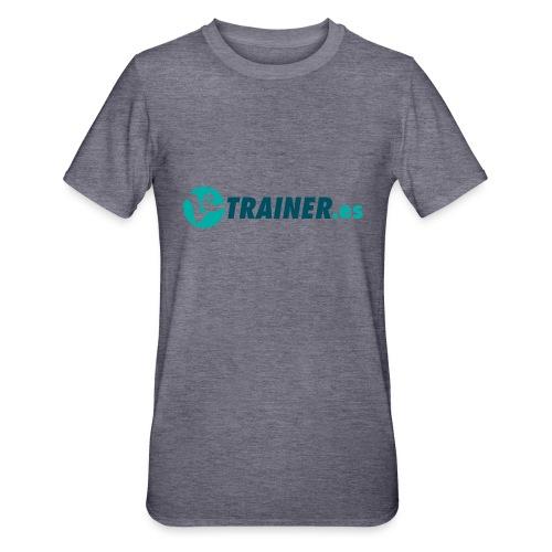 VTRAINER.es - Camiseta en polialgodón unisex