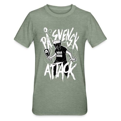 På Svenska Tack - Unisex Polycotton T-Shirt