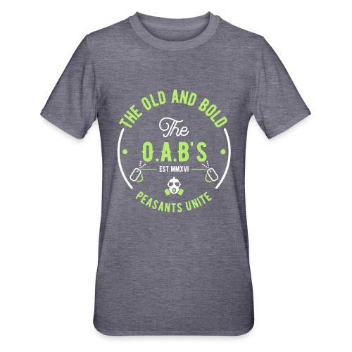 OAB unite green - Unisex Polycotton T-Shirt