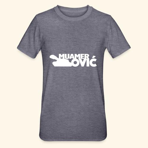 tankovic_vit_tryck - Polycotton-T-shirt unisex