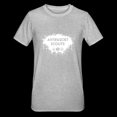 Antifascist Scouts - Unisex Polycotton T-Shirt