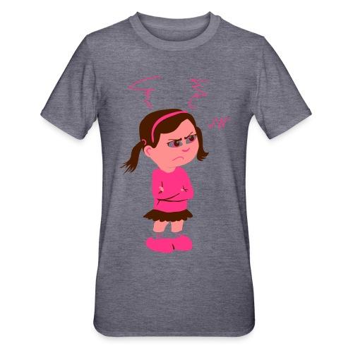 Lass mich - bin angepisst - Unisex Polycotton T-Shirt