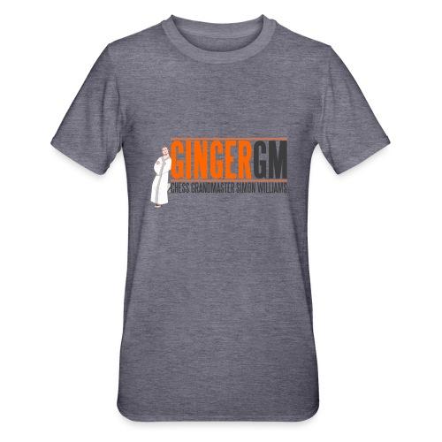 Ginger GM Logo - Unisex Polycotton T-Shirt
