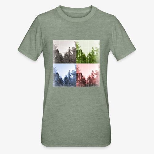 Torppa - Unisex polypuuvilla-t-paita