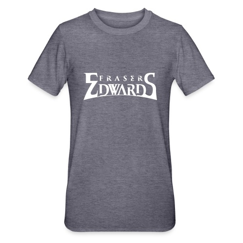 Fraser Edwards Men's Slim Fit T shirt - Unisex Polycotton T-Shirt