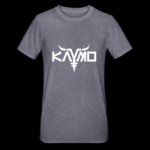 KayMo Logo - Unisex Polycotton T-skjorte