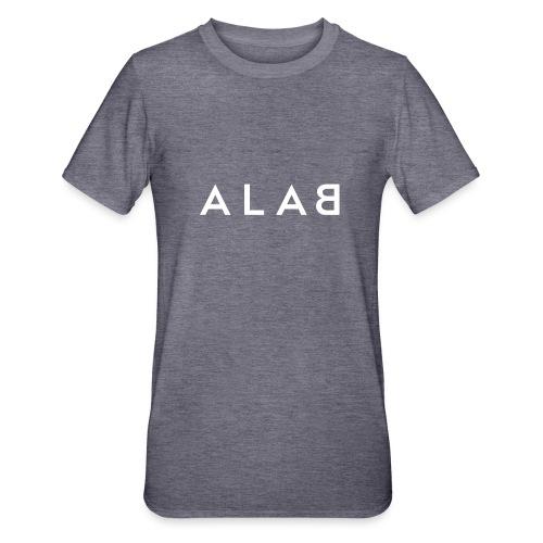 ALAB - Maglietta unisex, mix cotone e poliestere