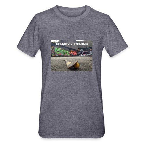 GALWAY IRELAND BARNA - Unisex Polycotton T-Shirt