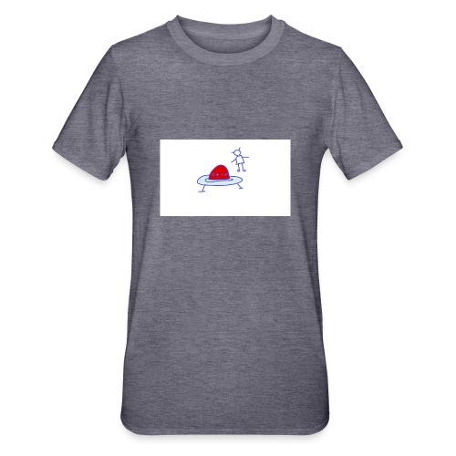 Project 3 - Camiseta en polialgodón unisex