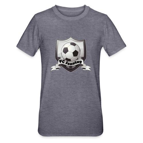 FC Sonntag Logo - Unisex Polycotton T-Shirt