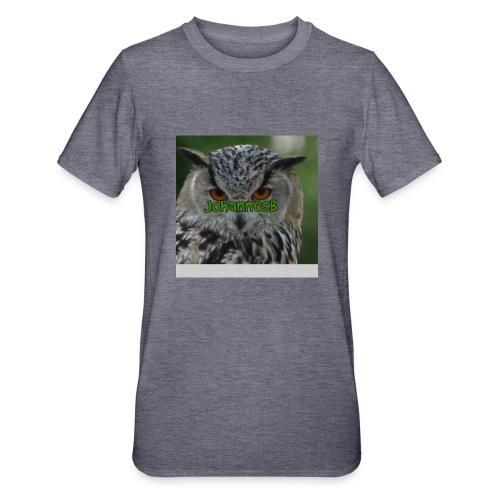 JohannesB lue - Unisex Polycotton T-skjorte