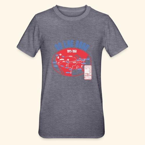 TShirtOntheRoad copy - Camiseta en polialgodón unisex