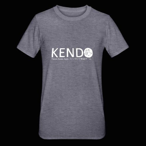 Finnish Kendo Team Text - Unisex polypuuvilla-t-paita