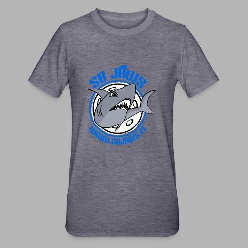 SB JAWS - Unisex polypuuvilla-t-paita