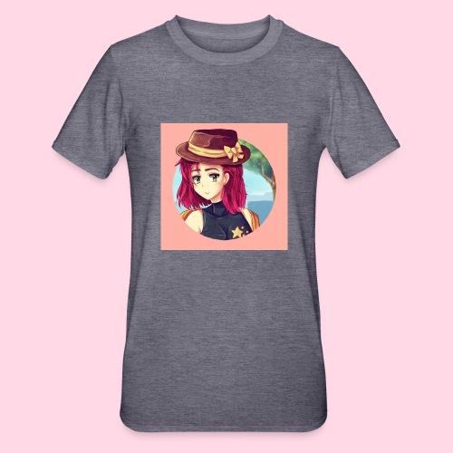 Juliette Badge - T-shirt polycoton Unisexe