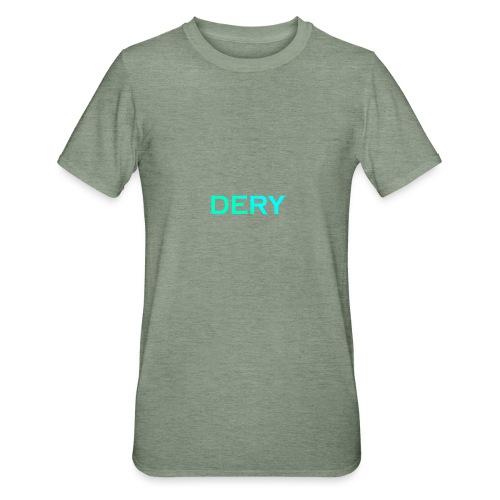 DERY - Unisex Polycotton T-Shirt