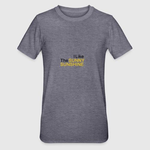 Sunny Sunshine... - Unisex Polycotton T-shirt