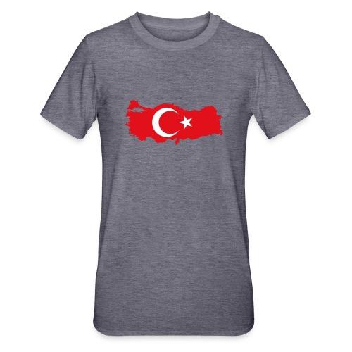 Tyrkern - Unisex polycotton T-shirt