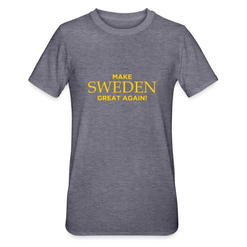 Make Sweden Great Again! - Polycotton-T-shirt unisex
