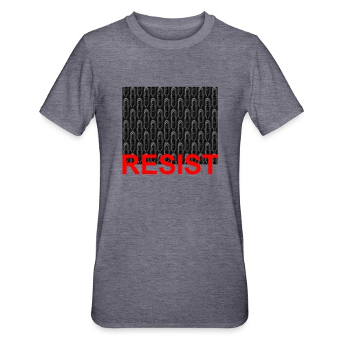 Resist 21.1 - Unisex Polycotton T-Shirt