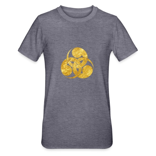 Tadpole Mon Japanese samurai clan - Unisex Polycotton T-Shirt