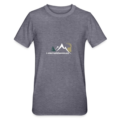 i-sierradelasnieves.com - Camiseta en polialgodón unisex