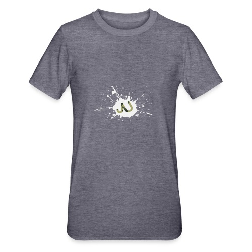 logo2 6 pinkki - Unisex polypuuvilla-t-paita